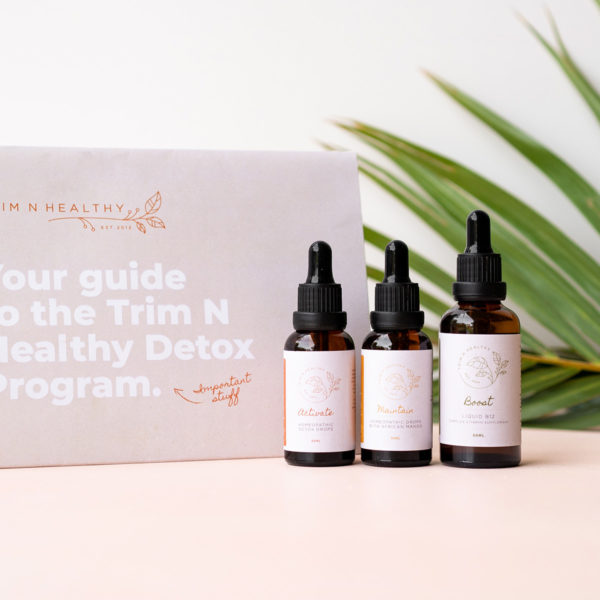 TNH 26 day premium detox program