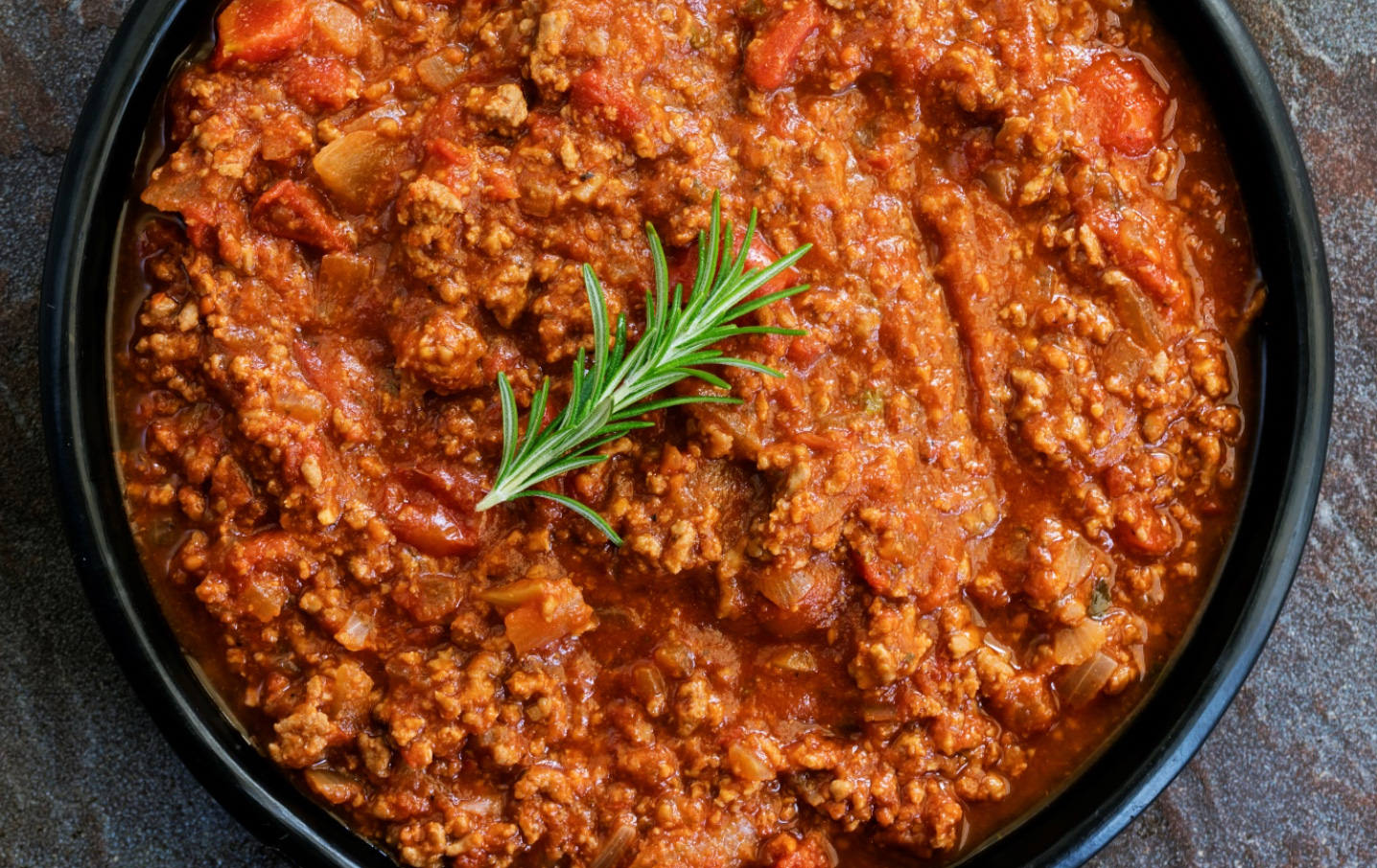 Spicy Mince Recipe